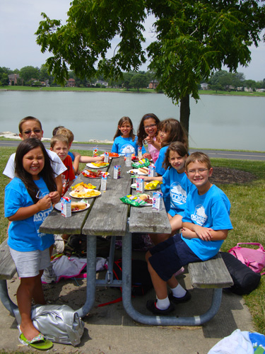 Norridge Park District, Summer Camp
