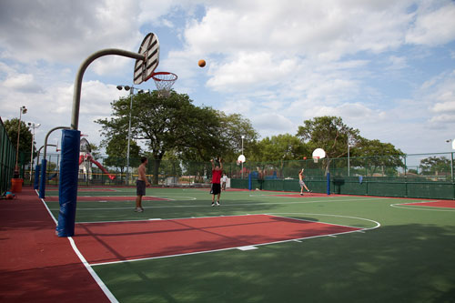 Beau Open April   October, 8:00 Am To 10:00 Pm. The Norridge Park District Has 3 Outdoor  Basketball Courts ...