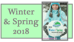 Winter/Spring 2018 Program Guide